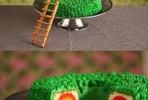 Recipes {cake}