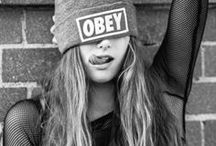 Street Beat / Dance and fashion inspiration: cool, confident, boastful, arrogant, show off / by Holly Ott