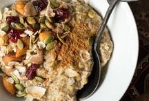 nourish. / healthy recipes using whole foods.