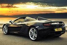 McLaren / by Dean White