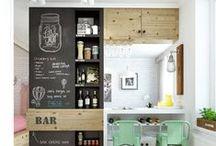 books + coffee. / design ideas for my own future bookstore & coffee shop.