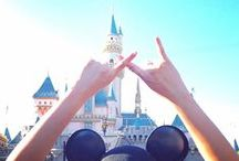 Dreaming of Disney / Future Disney World and Disneyland Trip Tips :)