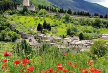 go Assisi, Italy / My favorite place