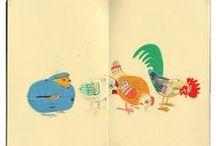 Notebooks, Sketchbooks, Journals