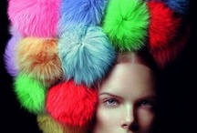 Hair, Head Pieces, Hats and Other Things on Peoples Heads / by Carah Kristel