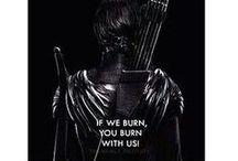 Hunger Games <3 (I couldn't help myself) / by Marissa Jensen