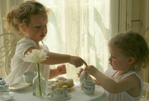 Time 4 a Tea Party / by Yvonne Burris