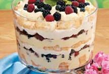 Cooking - Desserts / by Darlene Richardson