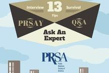 PRSay / PRSAY is a forum for PRSA members and other public relations professionals to engage in a dialogue with PRSA leaders, exchange viewpoints, and share perspectives on issues of concern to the Society and the public relations industry as a whole.  / by PRSA