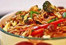 Foody Stuff / Healthy, spicy / by Web Presence IOM