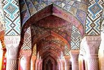 Arabic architecture, places of worship & inspired