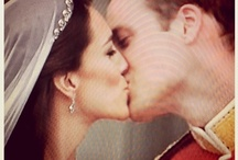 Prince William and the Duchess Kate / by Lea Hodges Lord