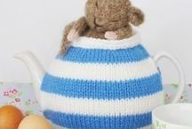 Love ❤️ knitting / by Luz Maria Saviñon GdeCossio