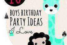 Birthdays / by Danielle Killion