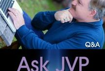 #ASKJVP  / Ask Me Anything! It's that time of the week to  ask James Van Praagh #ASKJVP. Submit a question here on Pinterest in the comments below, and I'll choose one or more questions to answer for this week's video blog to be posted on Thursdays! Make sure to use #ASKJVP in response.