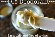 Go Natural with DIY Beauty Products / Using natural products to make DIY beauty product replacements for chemical versions you find on store shelves.