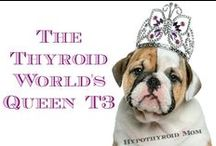 Hyptothyroidism & the Whole Shabang / Everything associate with hypothyroidism, the symptoms, health info, and humor.