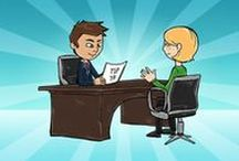 Interview Advice / Get the latest information on how to do your best at an interview!
