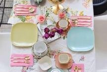 Daphne's Diary | Table Styling / by Daphne's Diary