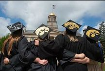 #TippieGrad / Get inspired to graduate! Take a look at our past graduates grabbing their diplomas. Get some ideas for grad cap decorations. Graduation will be here before you know it!