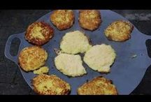 Muurikka woodfire griddle / Ideas for Muurikka and other griddle pans for using over an fire:  - Plancha - Chapa - Discada - al Disco -  Cowboy wok - Comal - Barby-