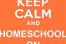 Homeschool / by Debby Jimenez
