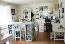 inspirational craft spaces