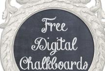 Free printables and digital graphics