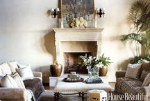 Homestead / #living room, interiors, accessories, design, home spaces,  / by Melinda Dame Christensen
