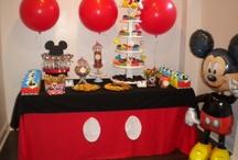Mickey Minnie party ideas