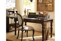 Office / Office spaces, desks, organization / by Melinda Dame Christensen