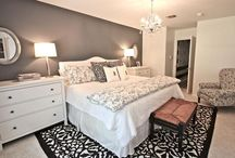 Bedroom sense / #Bedrooms, furniture, color, bedding, #beds,  / by Melinda Dame Christensen