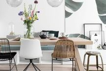 Jantar/ Dining Rooms