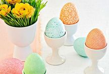 Easter / #Easter, easter placesettings, Easter accessories, Easter designs, everything related to Easter / by Melinda Dame Christensen