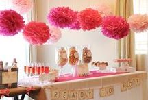 Party Time / Various party themes & planning tips / by αsнℓεყ Borcнαrdт