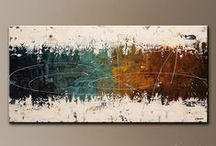 Abstract Paintings / Modern Abstract Art Paintings by Carmen Guedez - www.carmenguedez.com