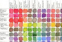 Colors that inspire / by Sally Johnson