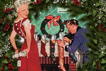 Vintage Christmas!