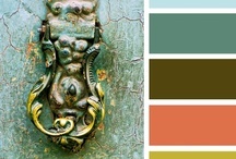 Colors and Themes / by Danae McQueen