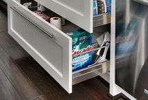Cabinetry / Smart cabinetry, great space savers, cabinet inserts, cabinet function / by Melinda Dame Christensen