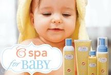 joyful baby / Now begins a new generation with BC Spa for Baby Collection—an array of nurturing specialties with soothing scents of chamomile and lavender to enjoy the most intimate bonding times with your little angel. Capture amazing moments with the most loving touch—yours. / by Beauticontrol