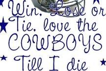 Ain't NO Party like A COWBOY Party!! / Anybody & Errbody ALREADY knows that I am the BIGGEST Dallas COWBOYS FAN EVERRRRrrrrrrrrr!!