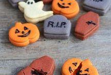 Halloween / Vegan Halloween Inspiration. Festive food and frightful treats