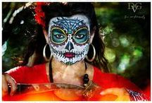 Day of the Dead Inspired Shoot / Dawn V Gilmore is a Florida Boudoir photographer who specializes in making women feel comfortable in their skin & empowering women to love themselves as they are!  Serving the Treasure Coast, Indian River, and Palm Beach County.  http://dawnvgilmorephoto.com #palmbeachboudoir #beforeafter #beforeandafter #floridasexyphotos #transformations #treasurecoastboudoir #jupiterboudoir