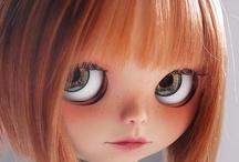 Blythe dolls / by Olivia León