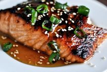 salmon / salmon recipes