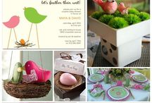 Baby shower / by Jennifer Peters