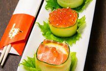 Culinaire / Hapjes voor speciale gelegenheden