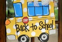 School-Bus / by Laura Leigh Jackson