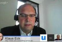 Best of #ununitv 10/2014 / Die 5 Live-Gespräche mit den meisten Abrufe